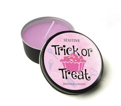 Massage Candle - Trick or Treat - comprar online