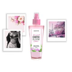 New! Body splash Exotic bloom - comprar online
