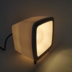 Mini TV RETRO | Lámpara de mesa - comprar online