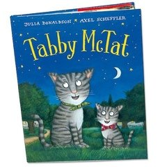 Tabby McTat Gift Board Book