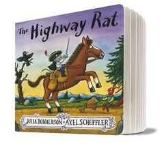 The Highway Rat Gift Board Book