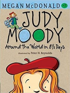 Judy Moody Around the world