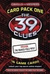 The 39 Clues: Cahills vs. Vespers Card Pack 1: The Marco Polo Heist