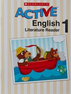 Active English Grade 1 Literature Reader