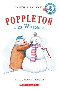 Scholastic Reader Level 3: Poppleton In Winter