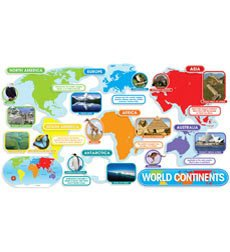 World Continents Bulletin Board