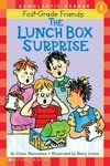 Scholastic Reader Level 1: First-Grade Friends: The Lunch Box Surprise