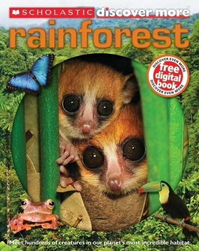 Scholastic Discover More: Rainforest