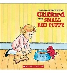 Clifford The Small Red Puppy