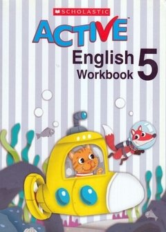 Active English Grade 5 Workbook