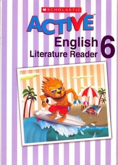 Active English Grade 6 Literature Reader
