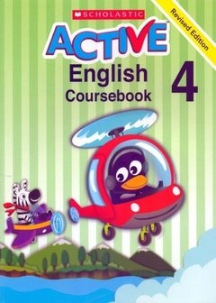 Active English Grade 4 Coursebook