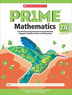 PRIME Mathematics  - Practice Book: 2A