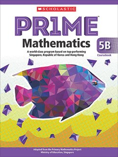 PRIME Mathematics  - Coursebook: 5B