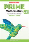 PRIME Mathematics  - Teacher's Guide: 2B