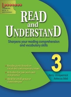 Read and Understand - Book 3 Book and CD