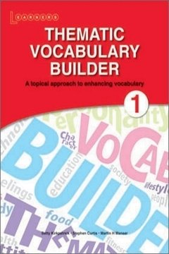 Thematic Vocabulary Builder 1