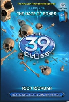 The 39 Clues #1: The Maze of Bones