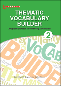 Thematic Vocabulary Builder 2