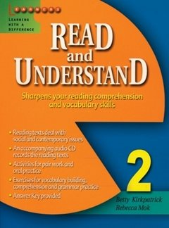 READ AND UNDERSTAND 2+CD