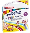Marcador Para Niños Para Papel Edding Funtastics Magic Fun