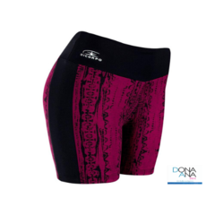 Short Rosa/Preto (Dicorpo)