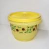 Pote girassol 600 ml tupperware