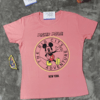 Camiseta manga curta mickey