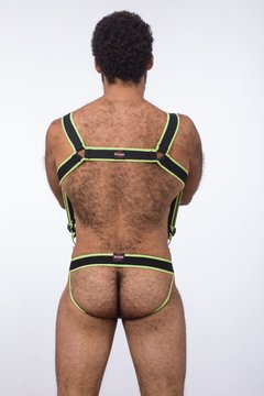 Conjunto de Harness Suspensório Poison Colors na internet