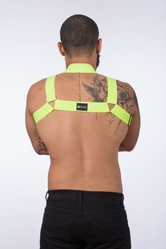 Harness Neon Lights - c/ Laço en internet