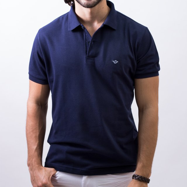 POLO PIQUET BÁSICA COLOR - P45245