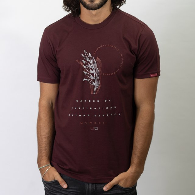 T-SHIRT MALHA GARDEN OF INSPIRATIONS
