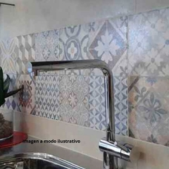 CERAMICA CALCAREO COLOR 56X56 - Bizantina