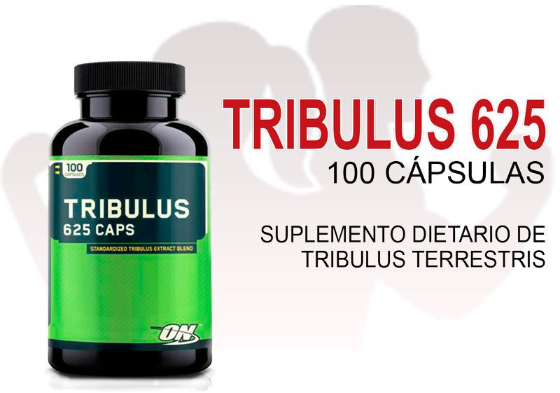 TRIBULUS 625 (100 caps.) - OPTIMUM NUTRITION