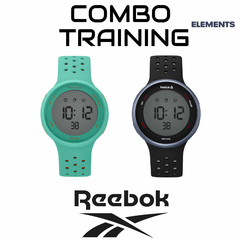 COMBO TRAINING - RELOJES REEBOK ELEMENTS