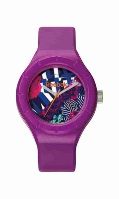 RELOJ REEBOK TRAINING WARMUP LADIES LOGOMASH RF-TWF-L2-PFPF-XX
