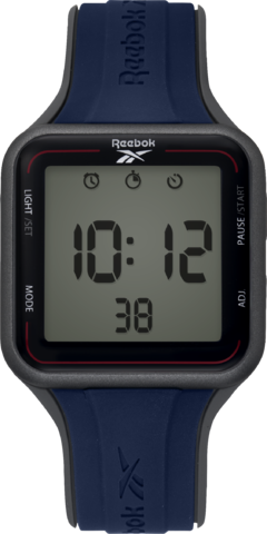 RELOJ REEBOK UNISEX SQUARE ELEMENTS GT RV-SQG-G9-PNIN-WN