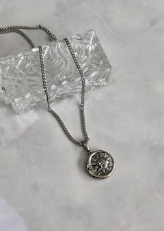 Necklace Moon Sun
