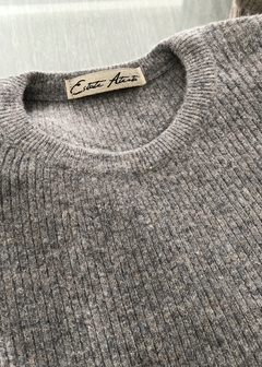 Sweater Ribbed WOOL