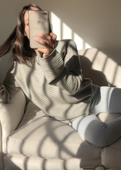 Sweater Oversized Stripes - comprar online