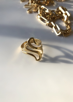 Anillo Gold Love