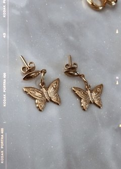 Aros Butterfly Gold
