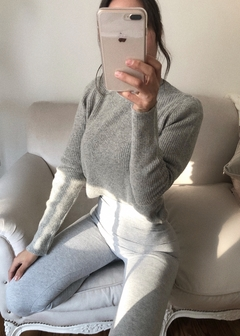 Sweater Ribbed WOOL en internet