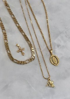 Full Gold Set Cupido Babe