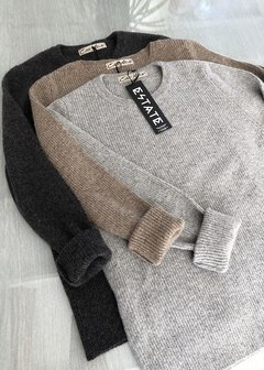Sweater Ribbed WOOL - comprar online