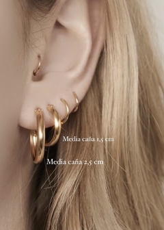 Simple HOOPS media caña - comprar online