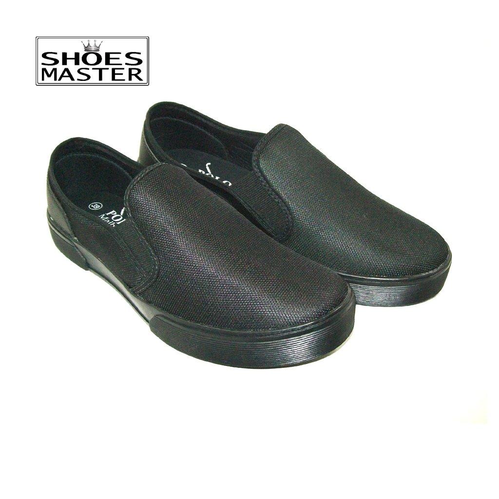 75d2ea2088 sapato tenis slip de calçar preto sem cadarço custo beneficio barato