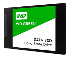 Combo Ssd 240gb Wd Green + Caddy 12,7mm Sata en internet