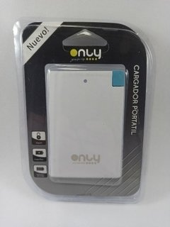 Power Bank Cargador Portatil 4000mah Slim Celular Tablet en internet
