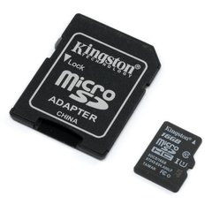 Tarjeta Memoria Micro Sd 16gb Kingston Clase 10 80mb/s - TecnoEshop CBA